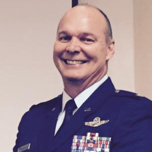 Lt. Col. Jeff Waterbury